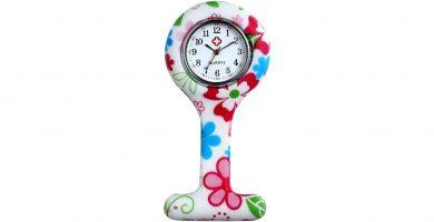 reloj analógico de colgar para enfermeras