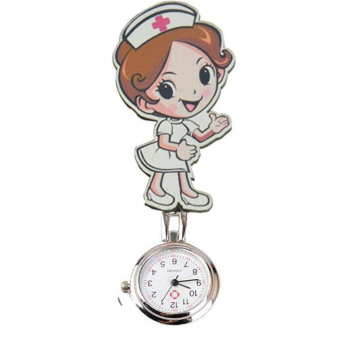 reloj de bolsillo de medico