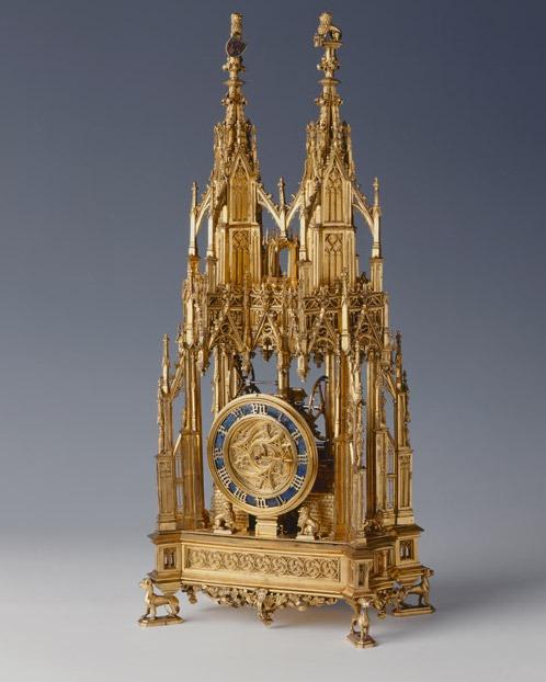 reloj de bolsillo del s. XV