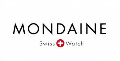 logo de la marca suiza mondaine