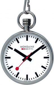 reloj de bolsillo ferrocarrilero suizo
