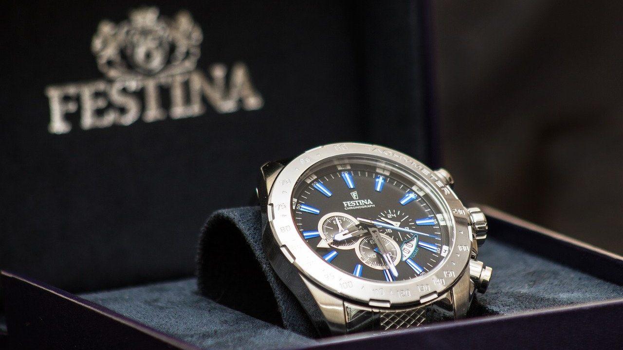 historia de la marca de relojes de bolsillo festina