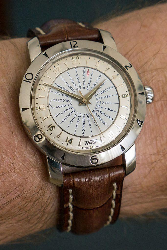 reloj de pulsera tissot